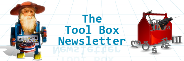 Tool Box Newsletter Logo