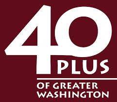 40Plus Of Greater Washington Logo