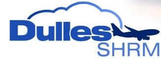 Dulles SHRM Logo