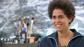 Artist Julie Mehretu, from Art:21 Season 5