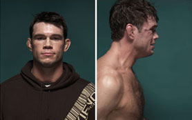 Kevin Lynch, Forrest Griffin Before and After UFC 66, 2007