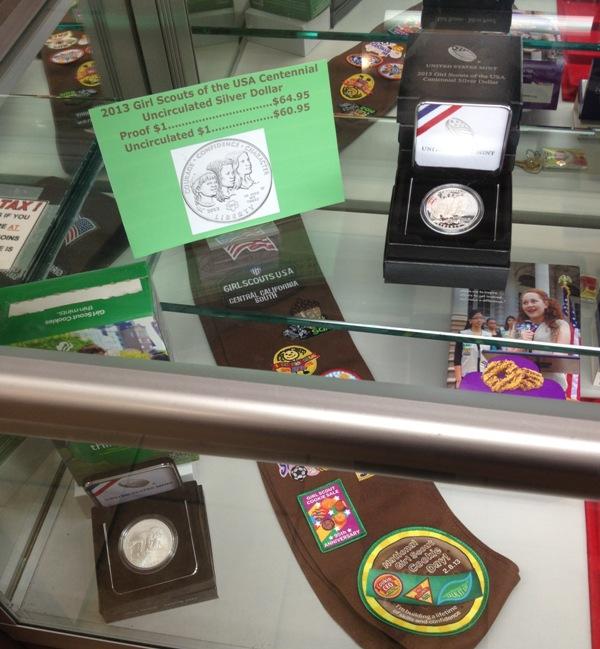 Silver Dollar at Fresno Coin Gallery