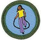 Fun & Fit badge