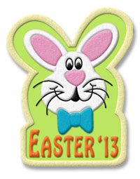 Easter 2013 patch