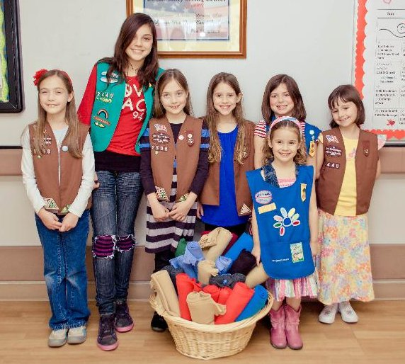 world thinking day is one week away girl scouts of