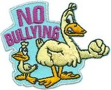 No Bullying patch