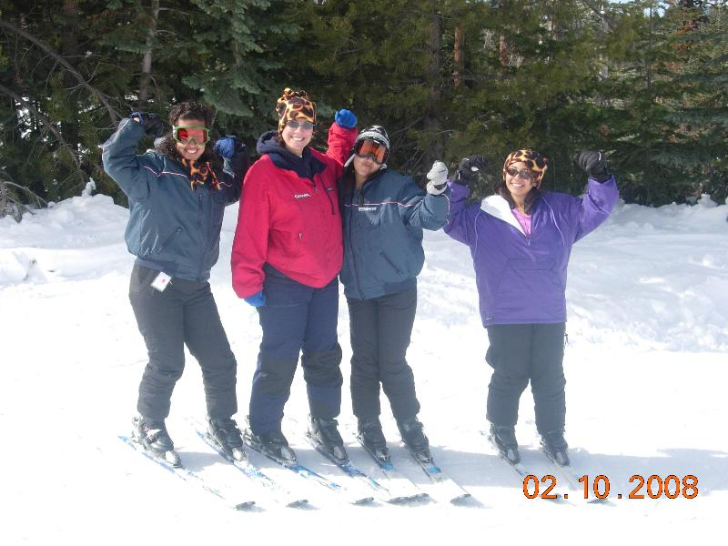 Ski Trip 2008