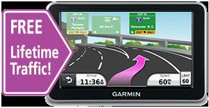 Garmin Nuvi 2370LT GPS