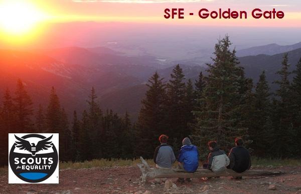 SFE-Golden Gate Philmont Banner