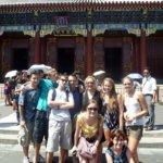 Model Un Team in China