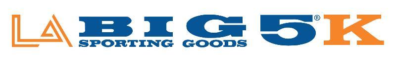 LA Big 5K Logo