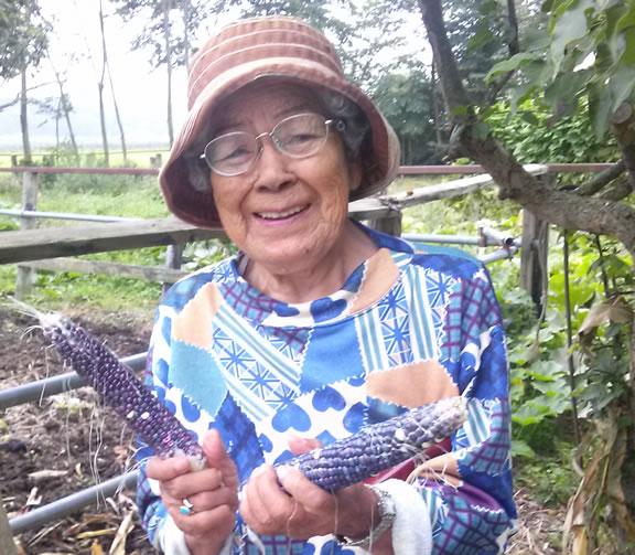 Grandmother Saki