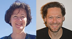 Susan Mokelke & Roland Urban
