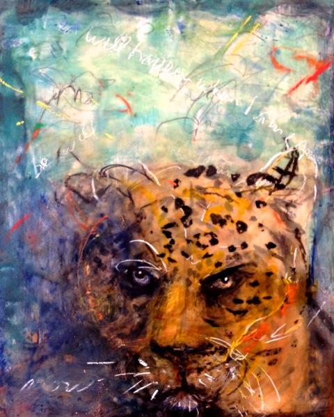 Jaguar by Patricia Dolan