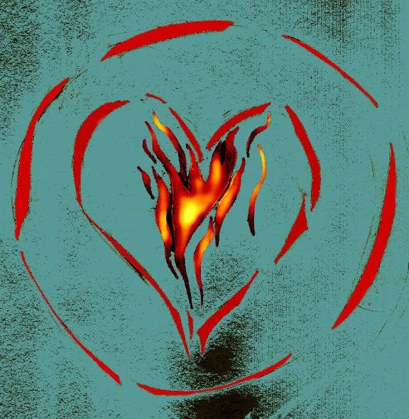 Fire Heart Dancing