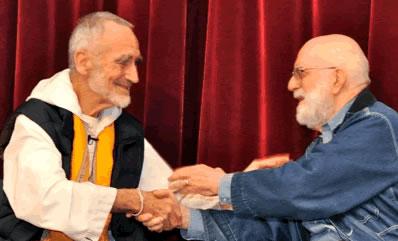 Brother David Steindl-Rast & Michael Harner