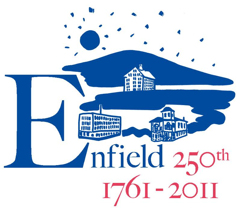 Enfield 250th Logo