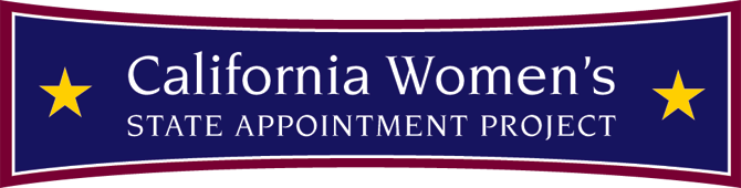 CA Women's State Appointment Project Logo