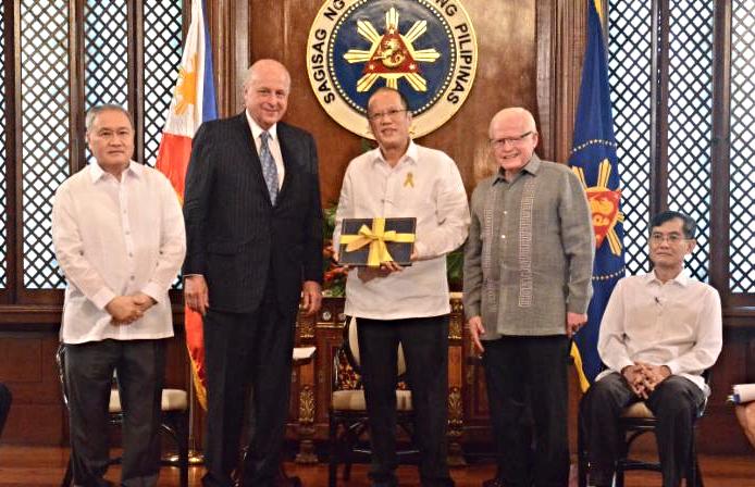 Book Presentation Pres Aquino