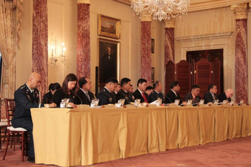 PH delegation Ministerial meetings