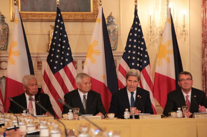 US-PH Secretaries