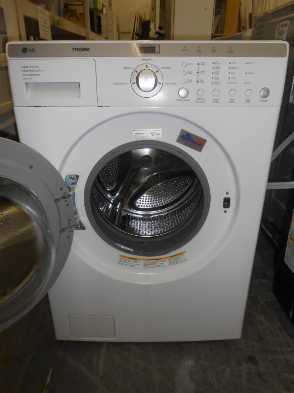 lg tromm washer used lg tromm front loading washer and. Black Bedroom Furniture Sets. Home Design Ideas