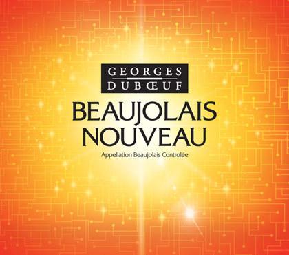 Nouveau Beaujolais 2012