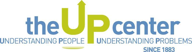 Up Center logo