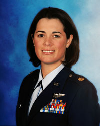 Maj. Nicole Malachowski