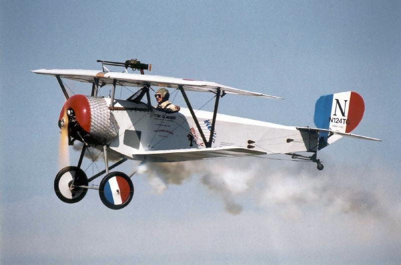 World War I Dawn Patrol Rendezvous
