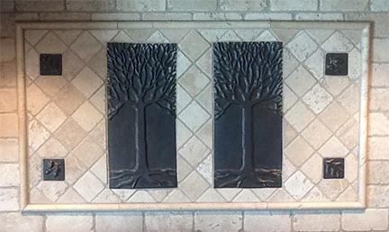 Stone Hollow Tile spotlight on artist