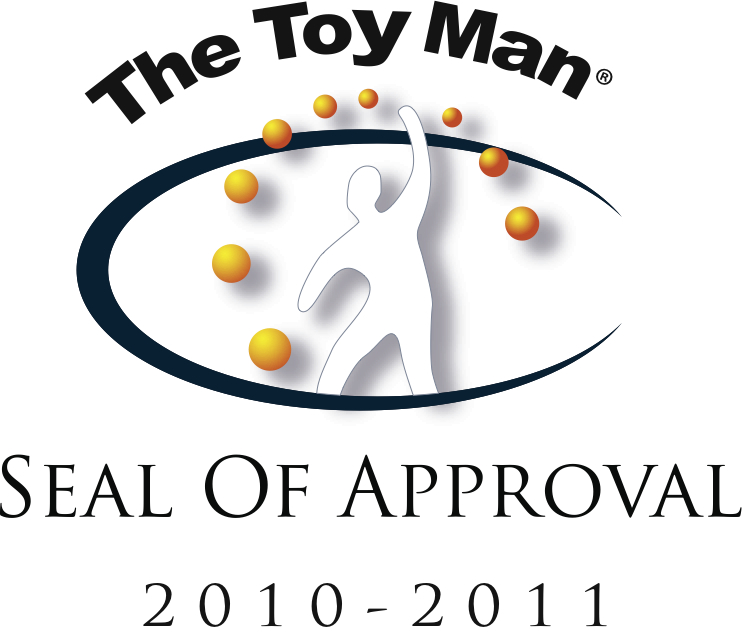 Toy Man Seal Of Approval
