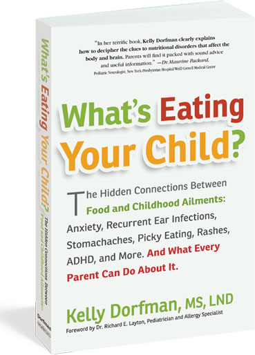 What is Eating Your Child? by Kelly Dorffman