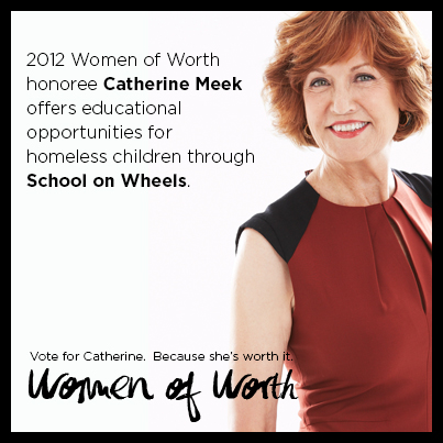 Catherine Meek Woman of Worth