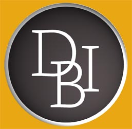 Yellow DBI Logo w/lighting
