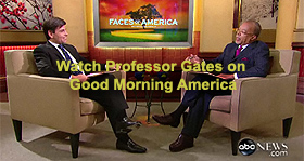 Faces of American on GMA
