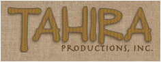 TAHIRA Productions Logo