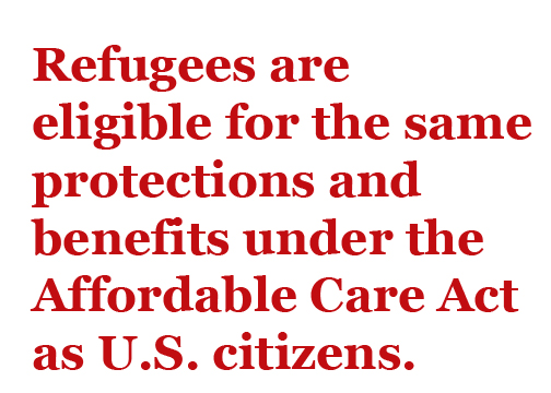 Refugees and ACA 3