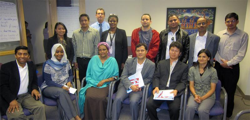 QPR Gatekeeper Training Participants