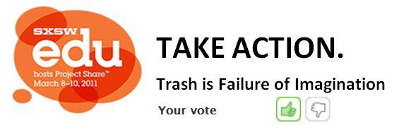 Vote spare parts!