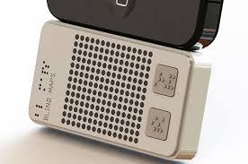 A Braille Smartphone