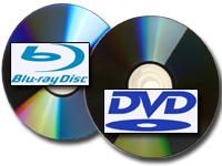 BLUE RAY DISK vs DVD