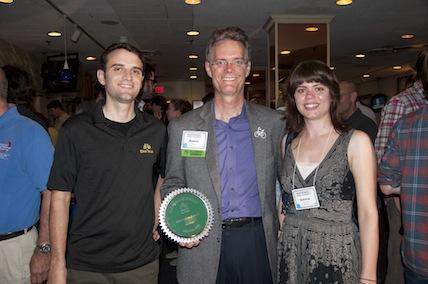 bike texas at 2012 advocacy awards