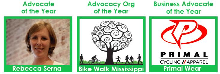 Advocacy Awards 2013 winners