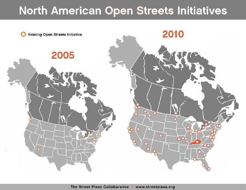 open streets map 2