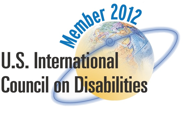 The USICD logo with the addition on the words Member 2012