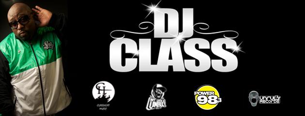 DJClass Header