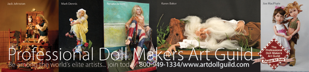 Professional Doll Makers Art Guild