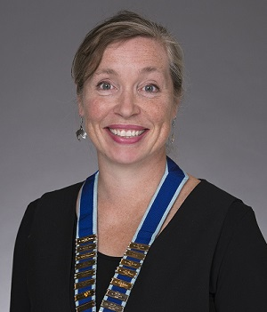 2015-16 OCFP President Dr. Sarah Newbery
