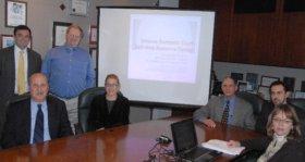 SHRC Training Group 2011